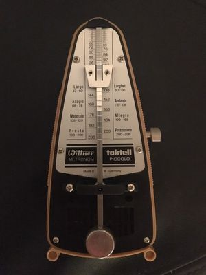 Wittner Taktell Piccolo Metronom for Sale in Los Angeles, CA