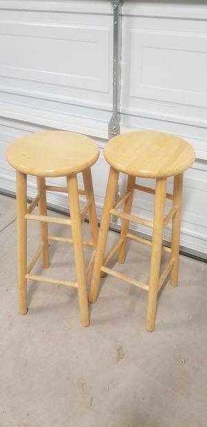 2 bar stools for Sale in Salem, UT