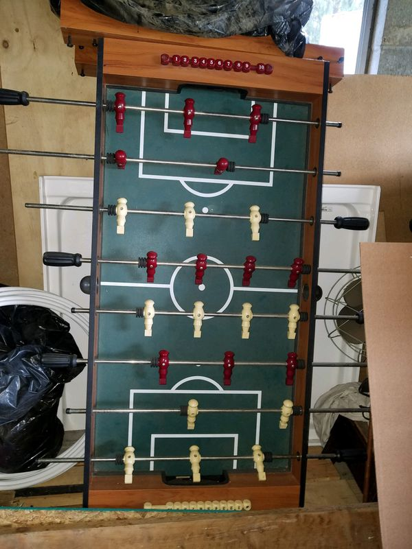 Midway Ms Pac-Man (rare) Classic Foos Ball table