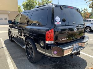 2006 Nissan Armada LE Quick sales needed gone for Sale in Huntington Beach, CA