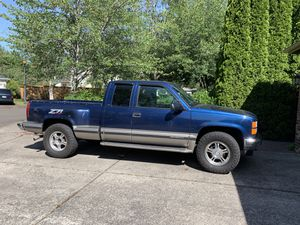 1998 gmc 1500 4wd. Stepside for Sale in Vancouver, WA