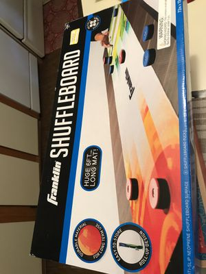 Shuffle Board Game for Sale in Columbus, OH