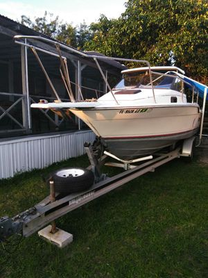 1993 Bayliner TROPHY 22.6 2007 Yamaha 250hp Great Fishing Boat Asking $11,900 Or Best Offer !!! for Sale in Miami, FL