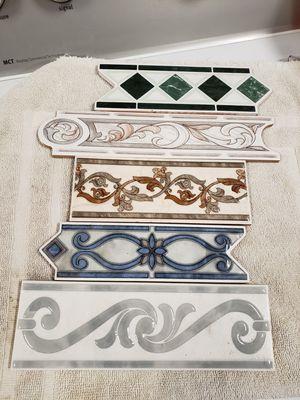 Ceramic tile. Mosaic tile, decorative tile. Only 60 cents each. for Sale in Chandler, AZ