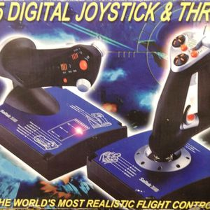 Joystick & Throttle X45 for Sale in Arroyo Grande, CA