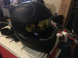 Icon alliance gt motorcycle helmet size medium for Sale in Normal, IL