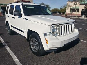 2008 Jeep Liberty (4x4) for Sale in Glendale, AZ
