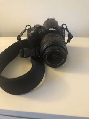 Nikon d5000 for Sale in Hummelstown, PA