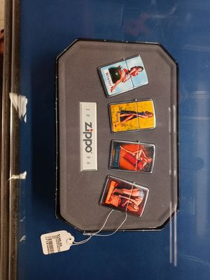 1996 zippo collection for Sale in Houston, TX