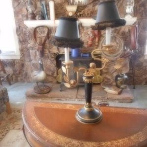 VINTAGE BRASS BIRD LAMP for Sale in Ceres, CA