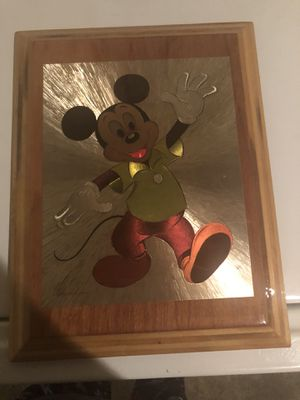 Mickey Mouse 60th Bday 1988 for Sale in Detroit, MI