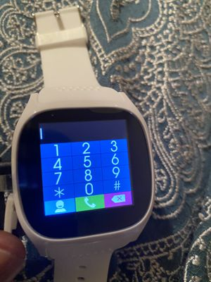 Brand new Smart watch Bluetooth connect to any iPhone or android phone call text or take pictures and play music and take sd card and SIM card for Sale in Lake Charles, LA