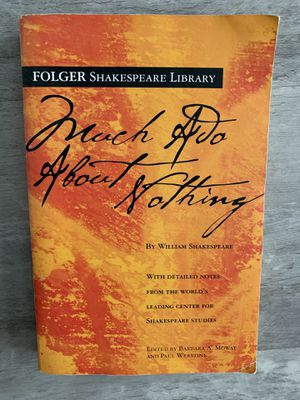 Much Ado About Nothing (professional study notes version) for Sale in Selma, CA