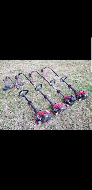 4 Craftsman gas trimmers for Sale in Virginia Beach, VA