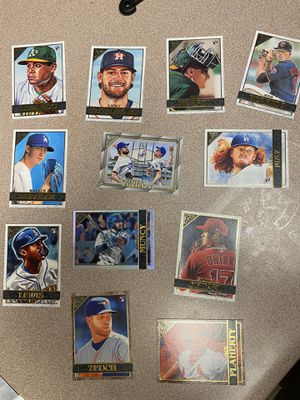 Baseball cards for Sale in Orem, UT