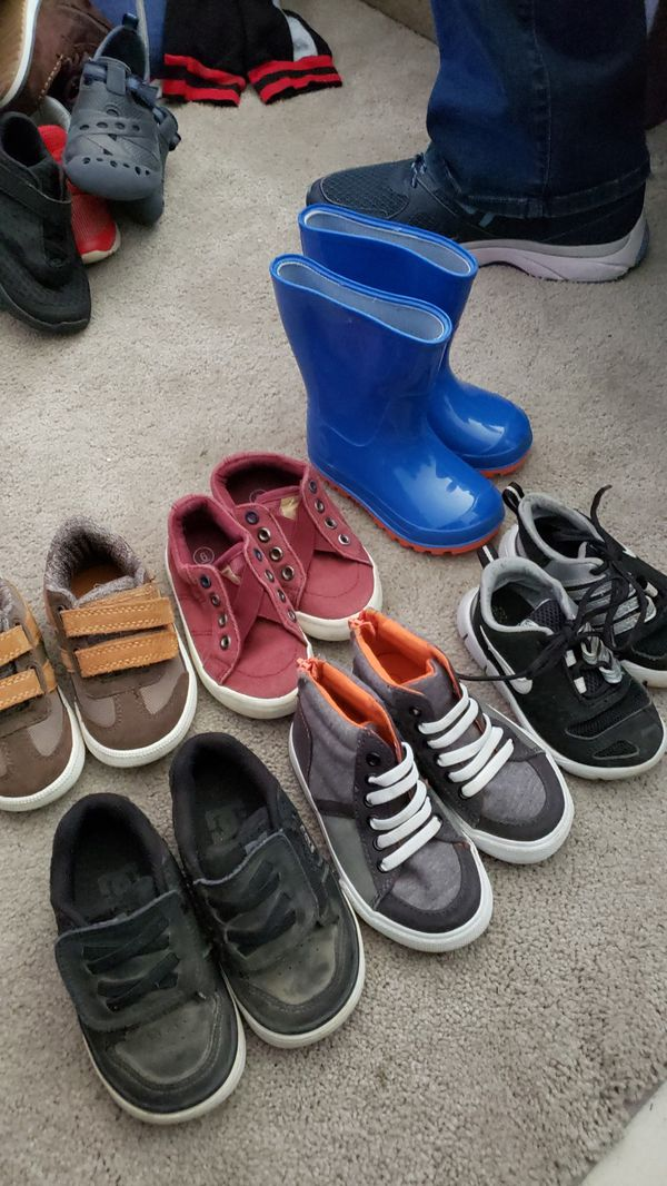 Size 5 and 6 toddler shoes