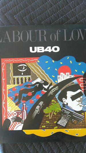 Used, UB40 record album mint condition for Sale for sale  Ontario, CA