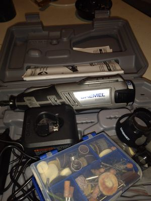Dremel 8220 has everything in great shape for Sale in Johnson City, TN