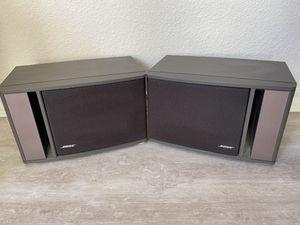 Two Bose Bookshelf Speakers for Sale in Aubrey, TX