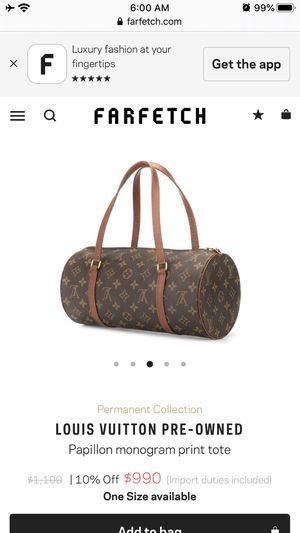 Luis Vuitton Roll Bag Authentic for Sale in Lake Mary, FL