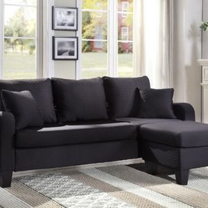 🖤Black Sectional🖤 for Sale in Houston, TX