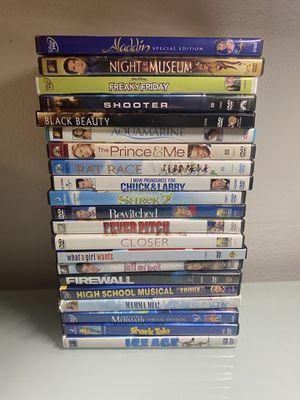 Family DVD Collection for Sale in San Bernardino, CA