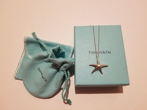 Tiffany&CO. Starfish Necklace for Sale in Kenmore, WA
