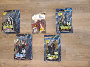 SPAWN Action figures set for Sale in Los Alamitos, CA