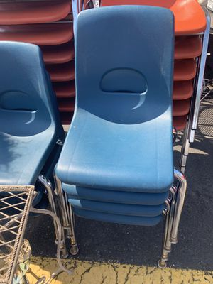 Kids chairs $4.00 each for Sale in Browns Mills, NJ