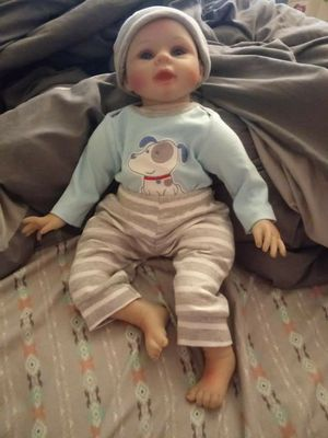 Reborn baby doll for Sale in Des Moines, IA