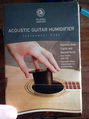 Planet Waves acoustic guitar humidifier for Sale in Rochester, NH