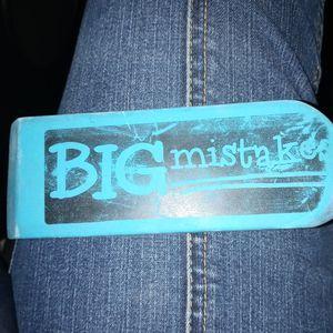 One Big Mistake for Sale in San Bernardino, CA