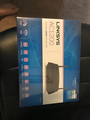 Linksys AC1200 router for Sale in Pflugerville, TX