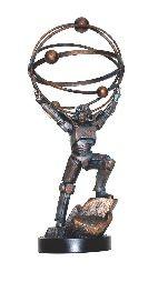 Fallout Atlas Statue for Sale in Seal Beach, CA
