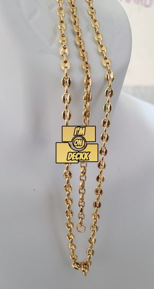 🚨🚨🚨 14k gold plated Chain & bracelet 🚨🚨🚨 I Deliver for Sale in Miami, FL