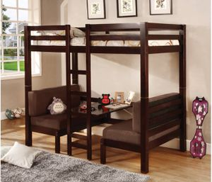 Twin bunk beds. Convertible set for Sale in San Diego, CA