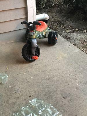 Toddler triwheel bike for Sale in Richmond, VA
