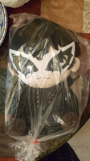Persona 5 Joker Anime Plush Plushie for Sale in Hialeah, FL