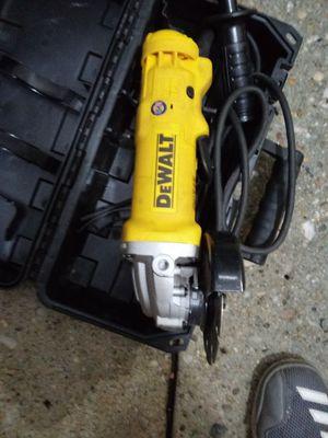 DeWalt electric Grinder for Sale in Adelphi, MD
