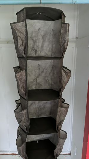 Hanging shoe organizer for Sale in Woodway, WA