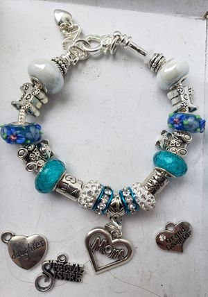 Baby boy mom to be charm bracelet 1 for $15 or 2 for $25 for Sale in Baltimore, MD