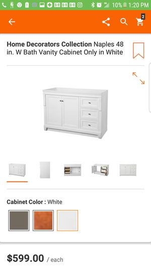 Medicine and Bathroom cabinet combo for Sale in Philadelphia, PA