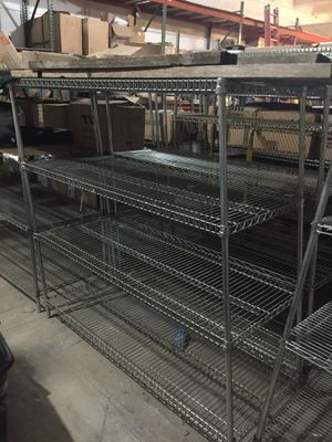 Metal Shelves for Sale in Palmetto Bay, FL