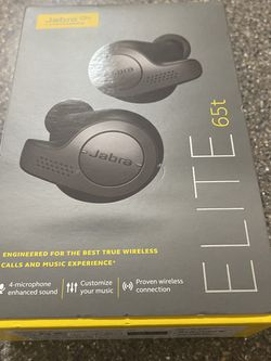 Jabra Elite 65t Wireless Earbuds for Sale in Strongsville,  OH