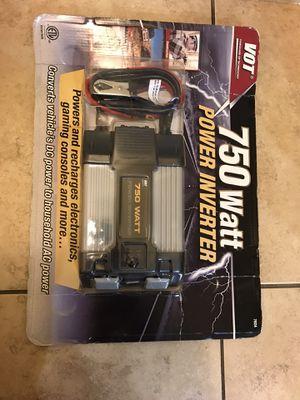 Power inverter 750 watt for Sale in Tampa, FL