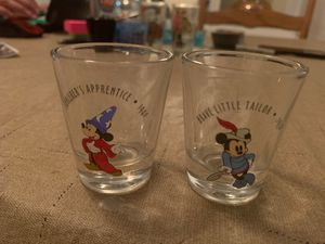 Disney Shot Glasses for Sale in Gilroy, CA