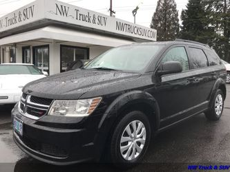 2016 Dodge Journey SE 3-Row Seat SUV Clean Car Fax for Sale in Milwaukie,  OR
