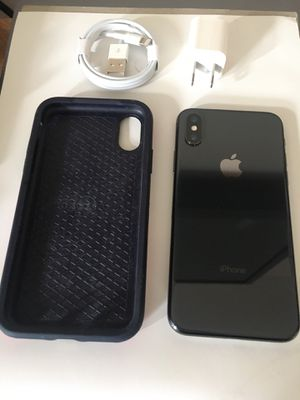 iPhone X! Clean! Great deal for Sale in Oak Lawn, IL