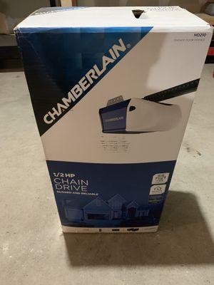 Chamberlain Garage door opener for Sale in Gloucester, MA