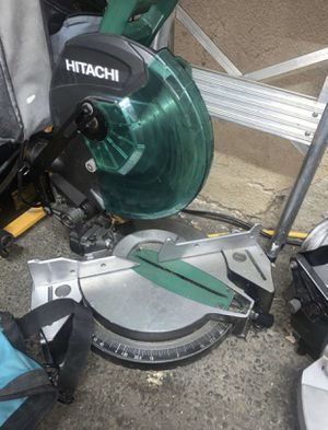 "Hitachi 10"" Table saw for Sale in Anaheim, CA"